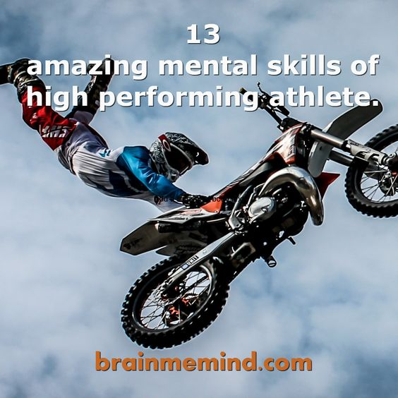 athlete mental skill