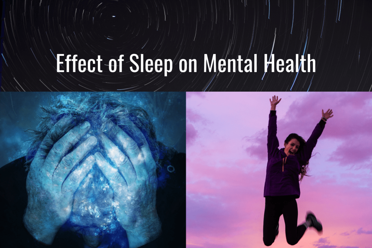 sleep mental health